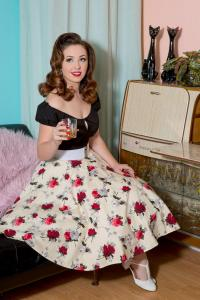Pinup Makeover & Photoshoot